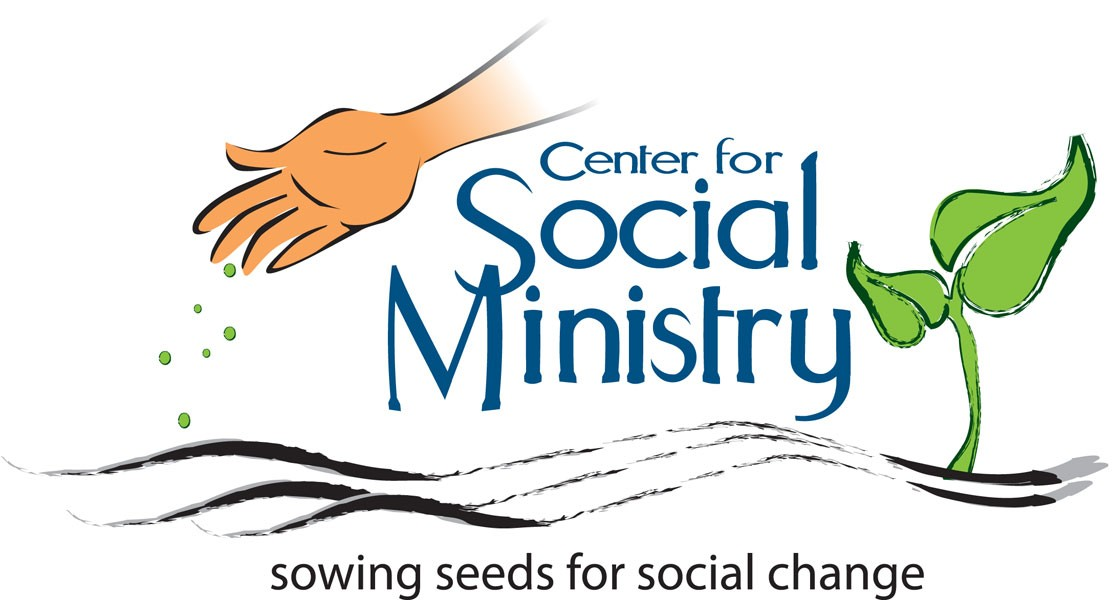 Center for Social Ministry Logo