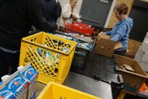 Catholic Charities Food Pantry