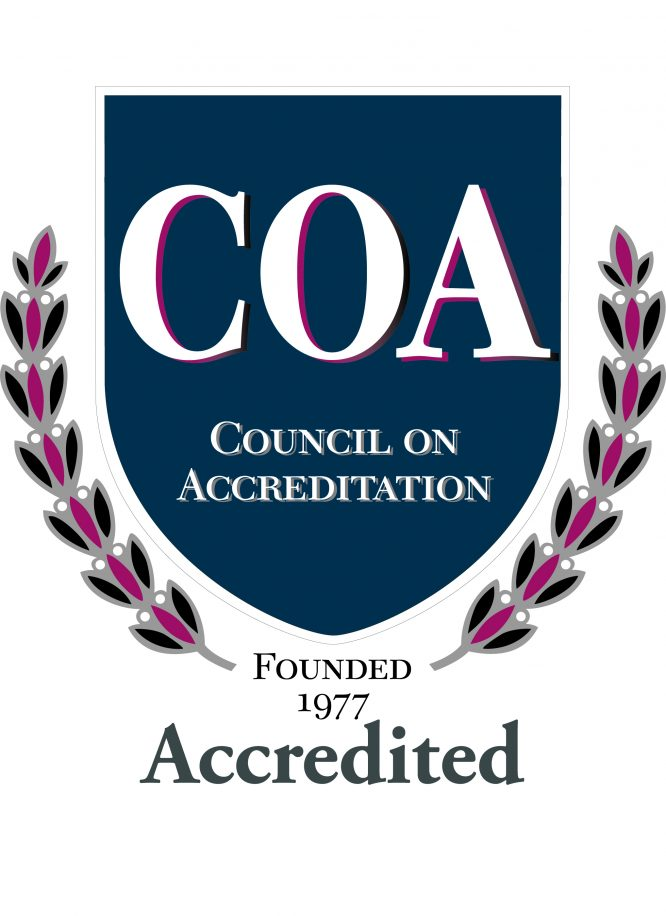 Reaccreditation for Catholic Charities