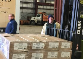 National Food Donation Helps Des Moines