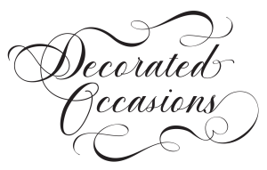Decorated Occasions logo