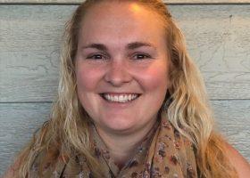 Kelyn Anker named Refugee Services Manager