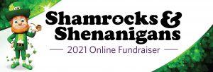 2021 Shamrocks Title Bar