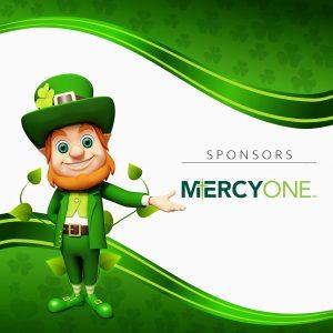 2021 Shamrocks Donors Mercy Sponsor