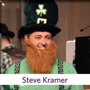 2021 Shamrocks donor squares Kramer