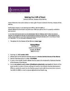 2021 CC Stock Transfer Instructions