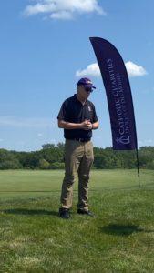 Bishop's Golf blessing 3