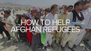 Help Afghan Refugees